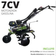 Motoazada Kapotha 7Cv