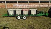 Transportador De Cosecha Ideagro Porta Bins Zeta 624