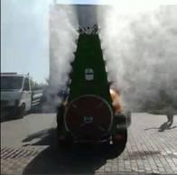 Fumigadoras Serie Alfa 2000