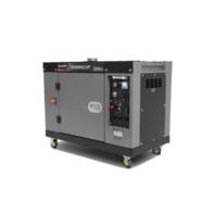 Generador Toyama Diesel Insonoro 8500