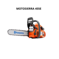 Motosierra Husqvarna 455E