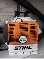 Sopladora Stihl Br 420 Original Para Grandes Superficie