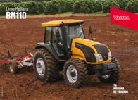Tractor Valtra BM110