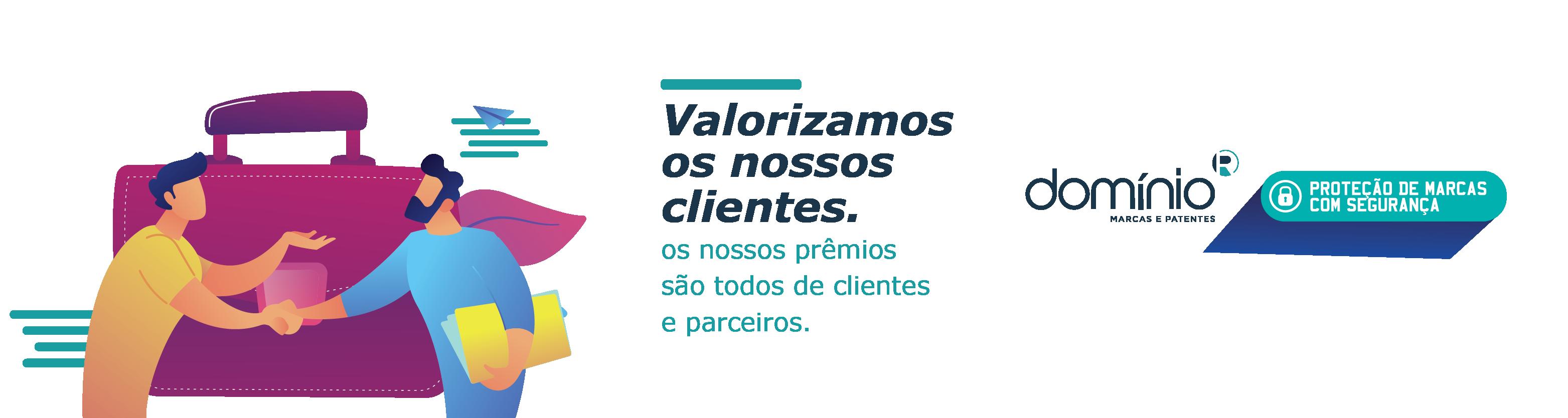 Banner Marca Amiga - valorizamos os clientes