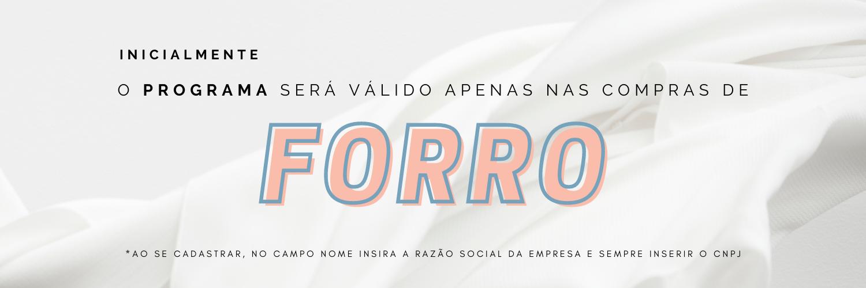 Banner Forro