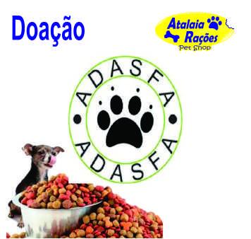 Doação de R$20,00 - ADASFA