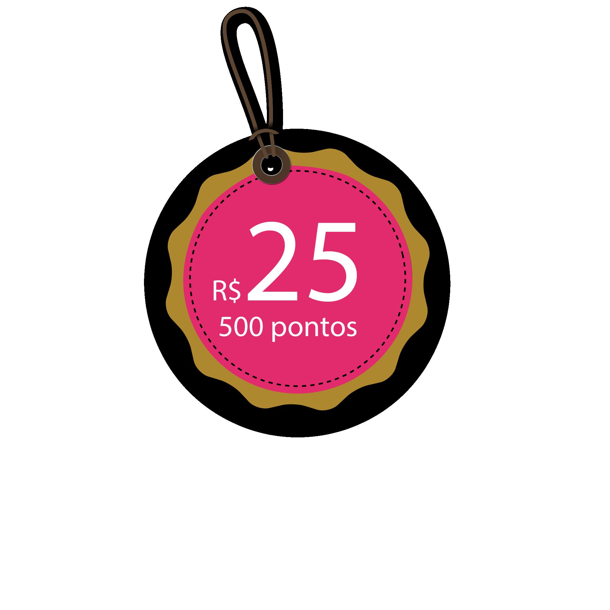 Vale Compras R$ 25,00