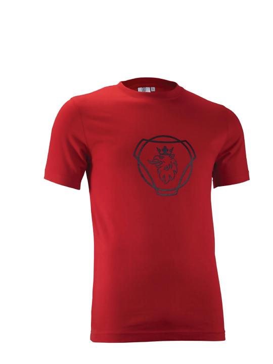 Camiseta Scania