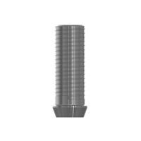 Ucla Titânio HE Antorrotacional 4.1 mm cinta 2.0 mm