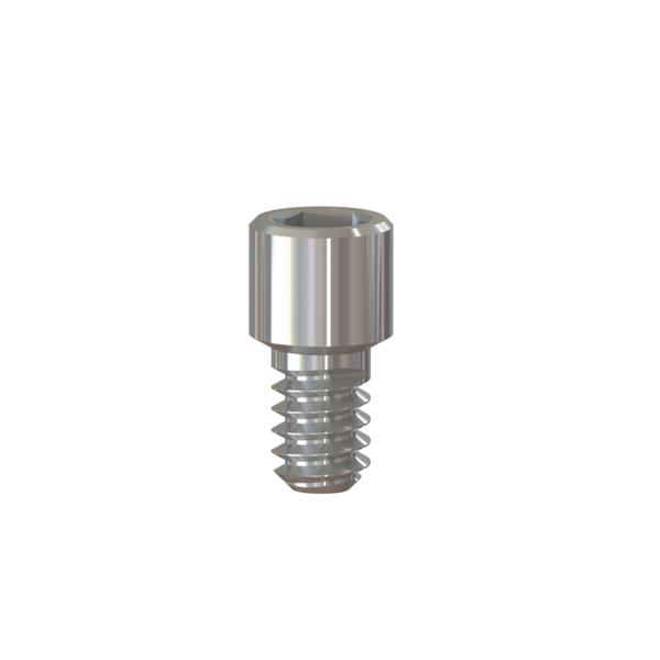 Parafuso Protético Hexagonal Mini Pilar Multi Unitário 1.4 mm