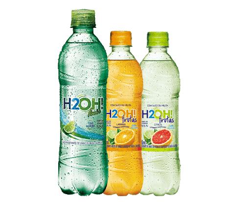 Refrigerante H2o