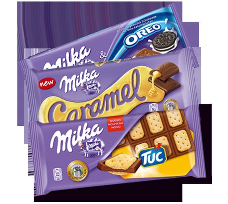 Combo Milka