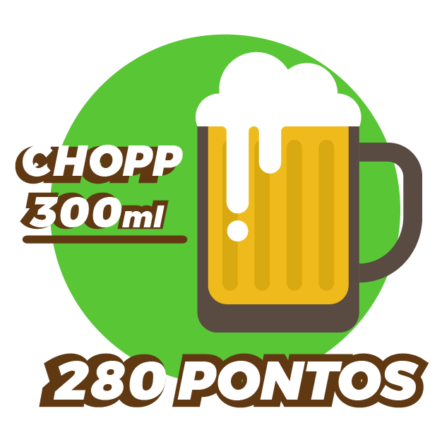 Chopp 300ml
