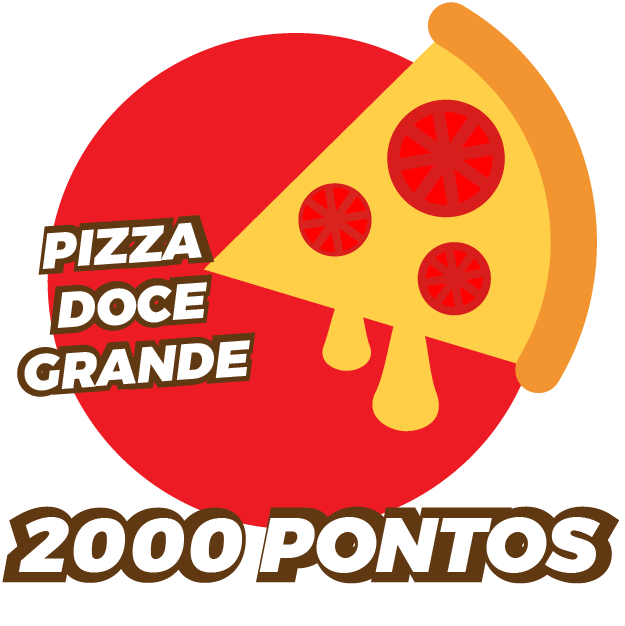 Pizza Doce Grande