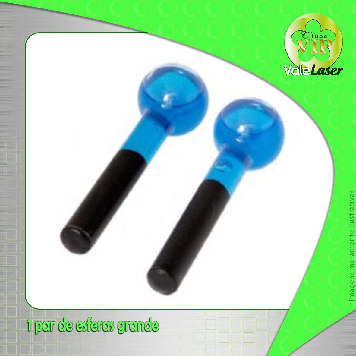 1 par de esferas G