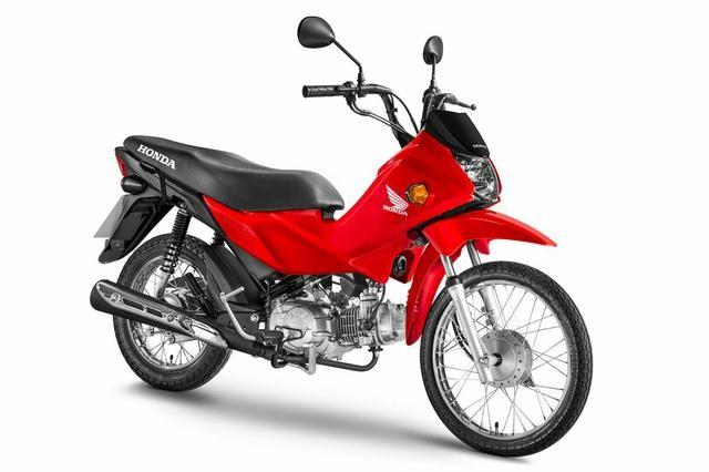 Moto Pop Honda