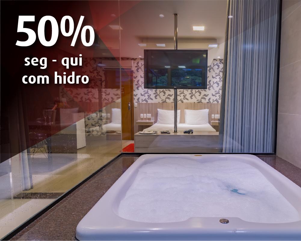 50% - durante semana - c/hidro