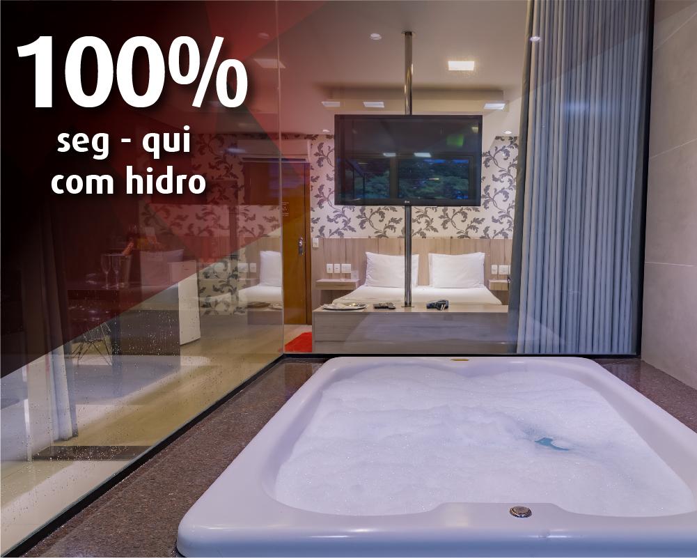 100% - durante semana - c/hidro