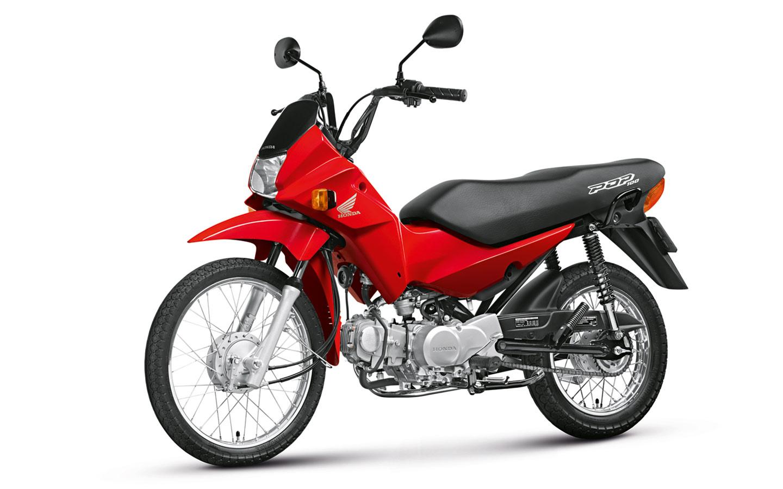 MOTO POP 100 - HONDA