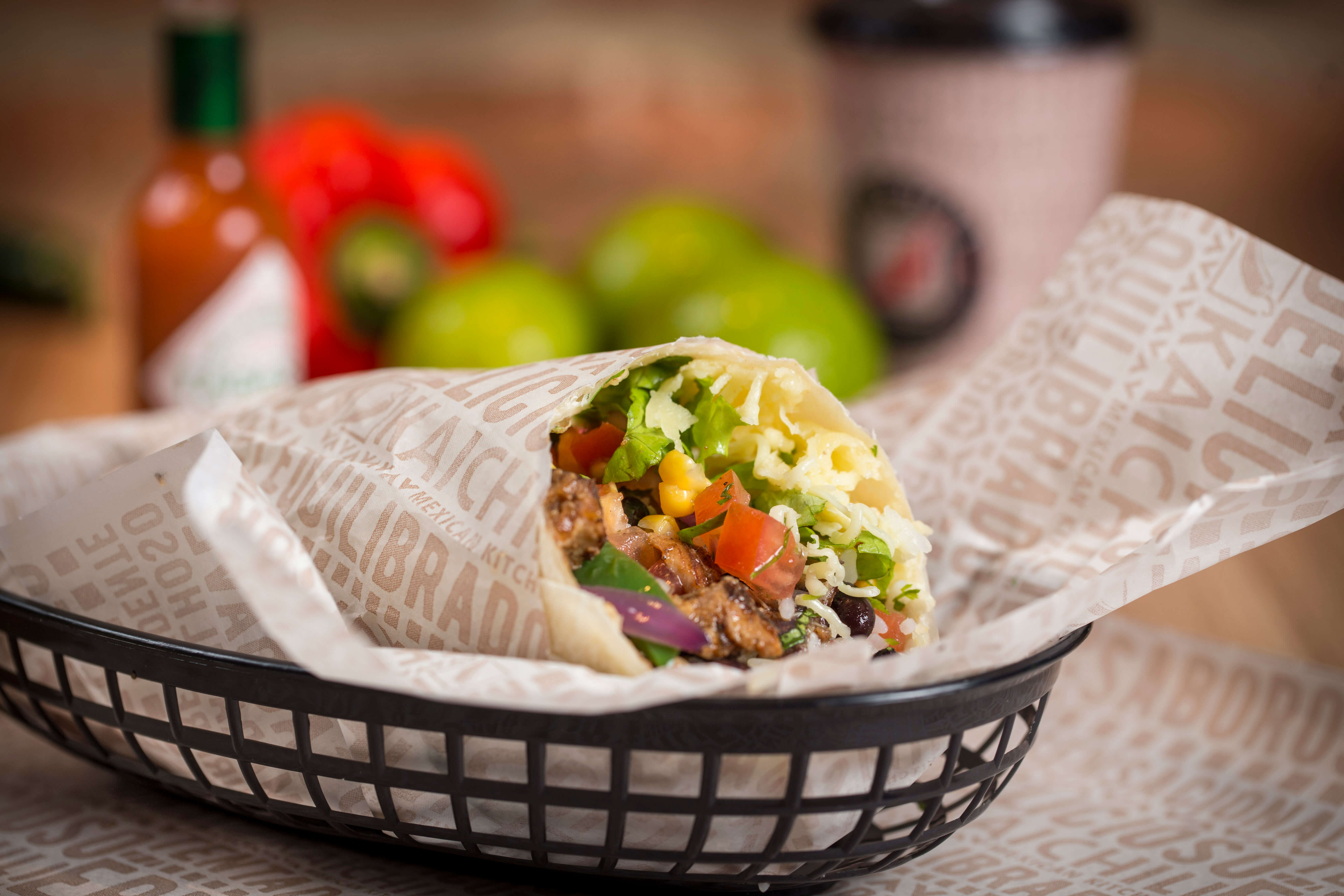 Burrito Vegan/Veggie