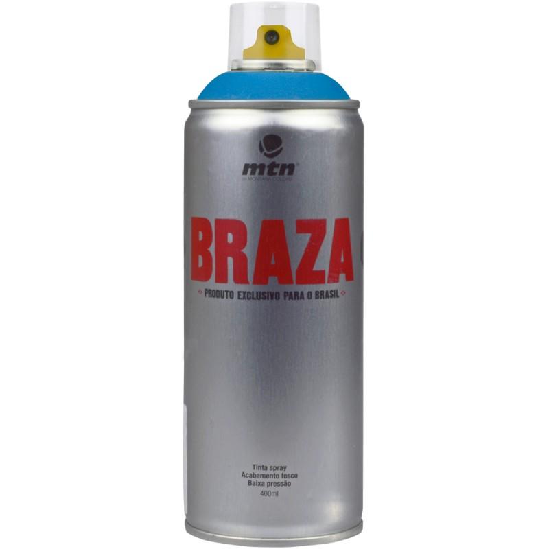 Tinta Spray MTN 400ml Braza RV-30 Blue