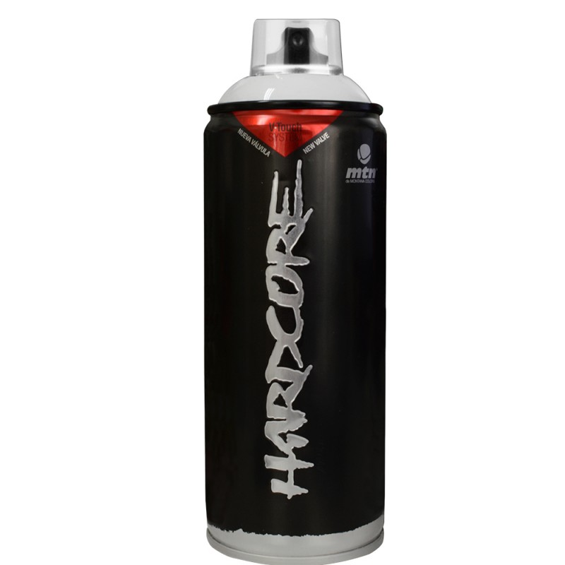 Tinta Spray MTN 400ml HC RV-9010 White