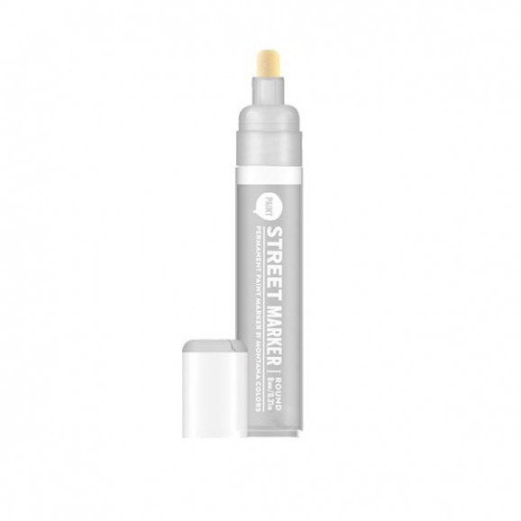 Marcador MTN Street Paint Marker 8mm - Preto