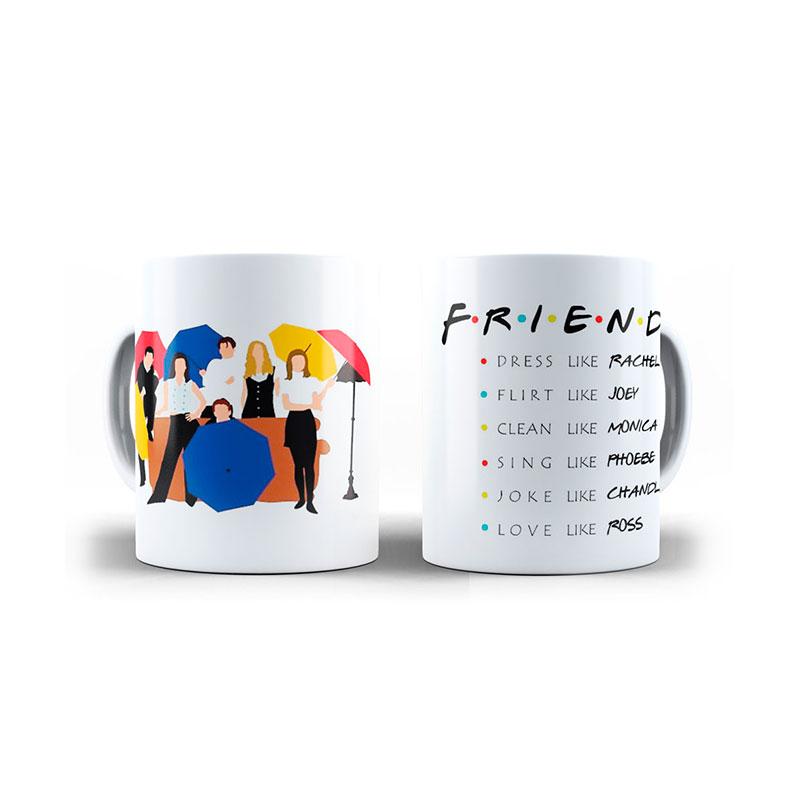 Caneca Friends CIF01 01