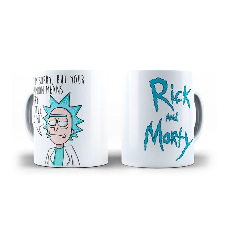 Caneca Rick And Morty SAR01 02