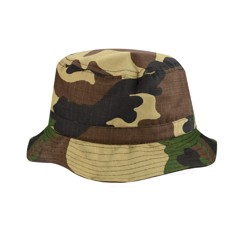 Bucket Hat Drama Camuflado Full