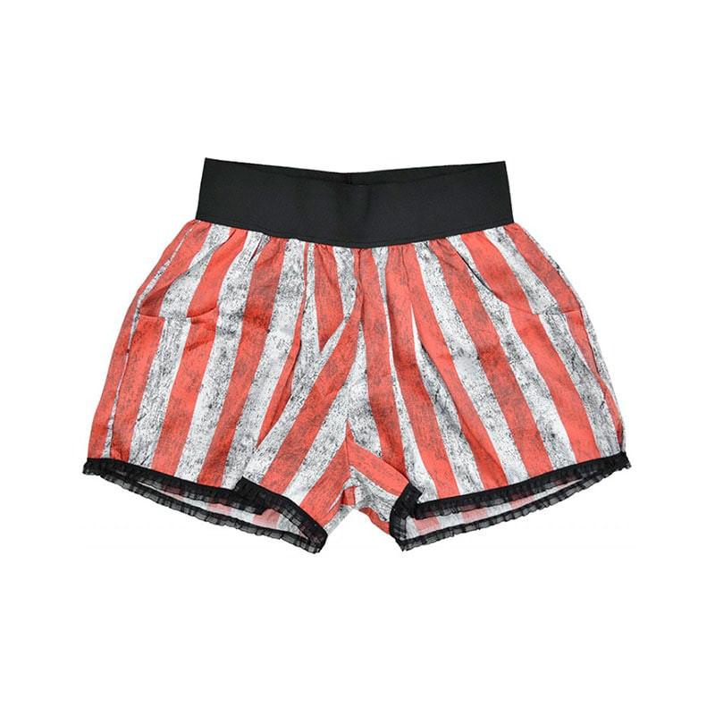 Shorts Stooge Red Stripes STG05