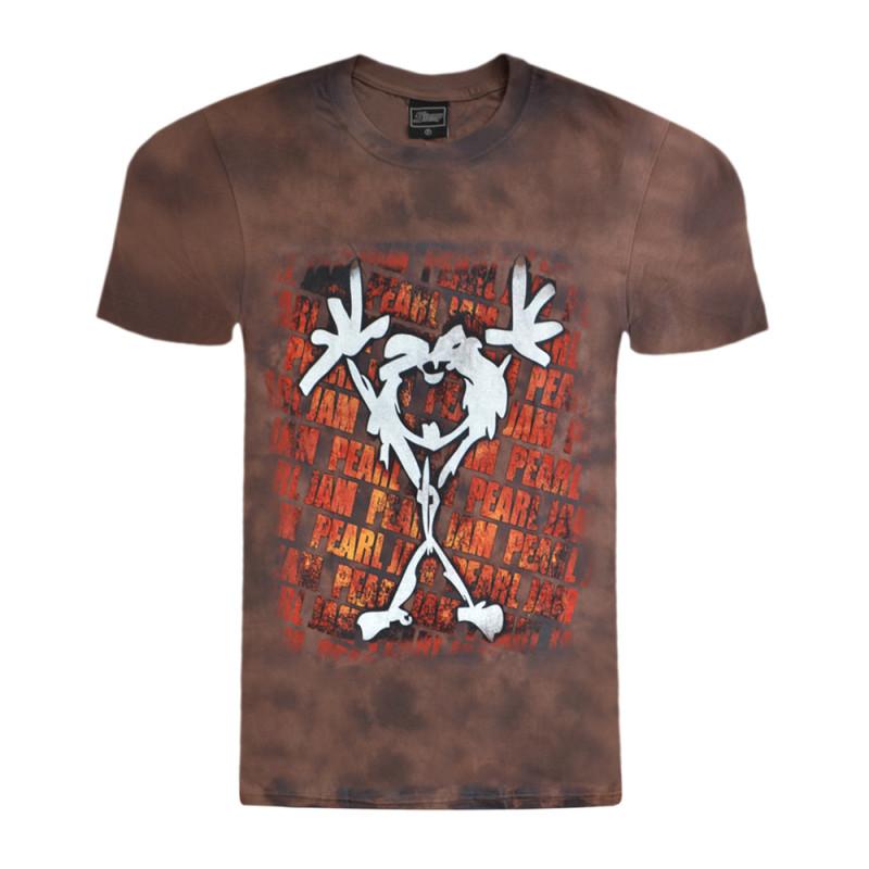 Camiseta Especial Pearl Jam MCE121