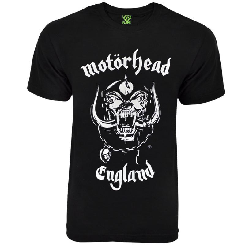 Camiseta Motorhead BA M21/03 Preto