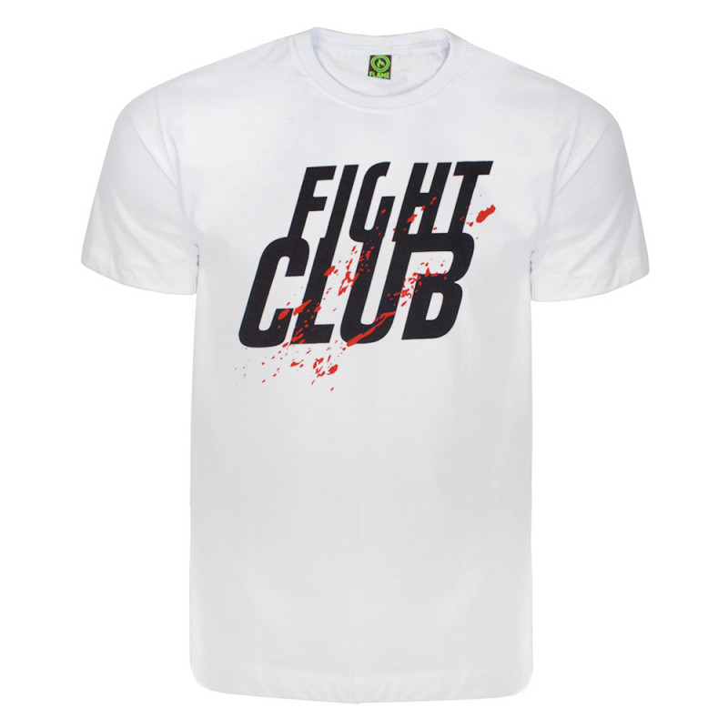 Camiseta Fight Club CI F02/01 Branco