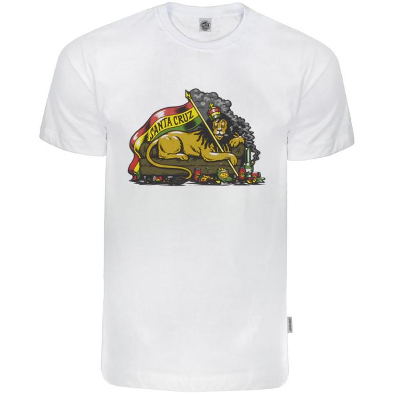 Camiseta Santa Cruz Zion Lion