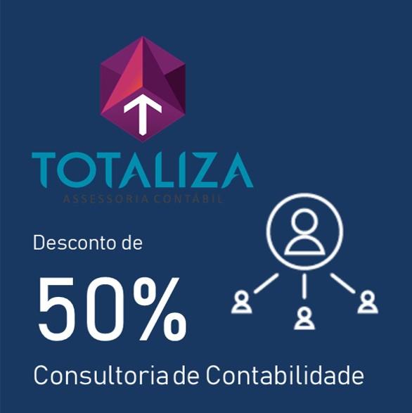 50% de desconto na Consultoria de Contabilidade