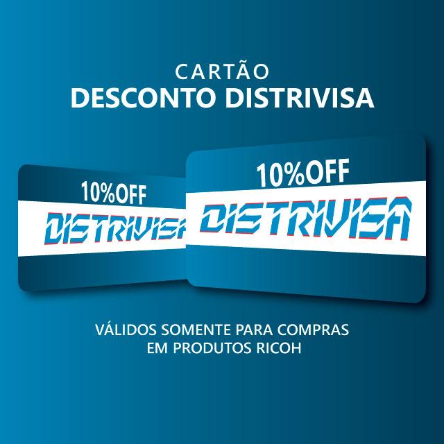 Cartão Desconto Distrivisa 10%