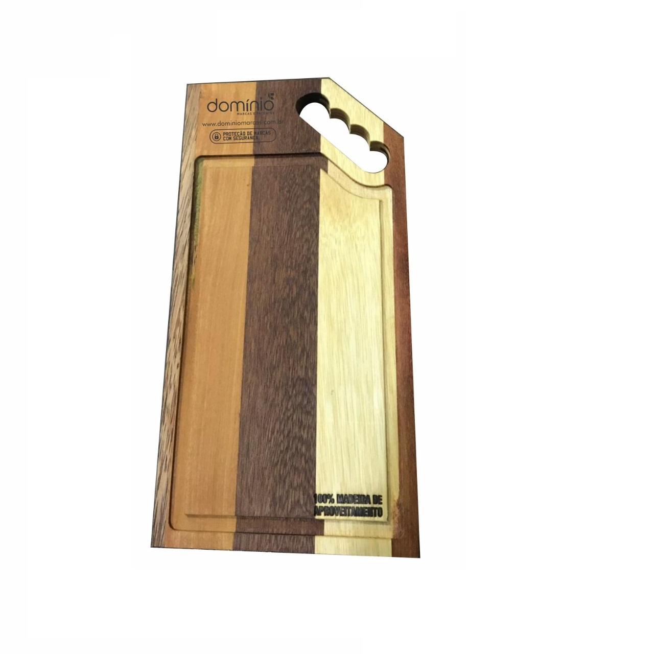 Tábua em madeira