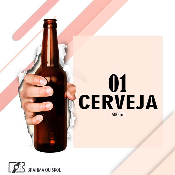Cerveja 600 ml