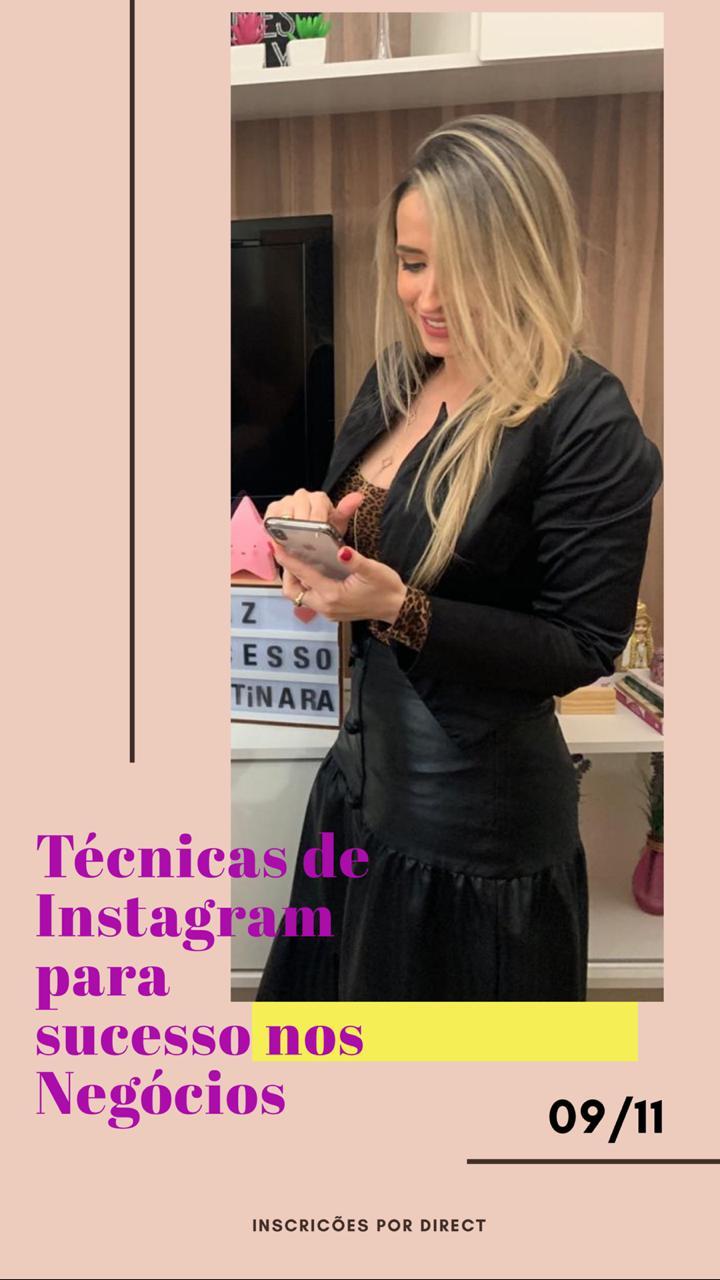 Curso: Técnicas de Instagram para Sucesso nos Negócios