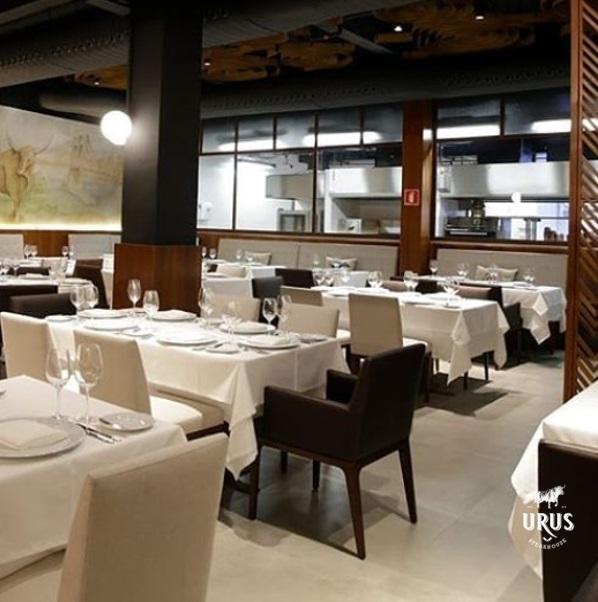 Jantar Casal - Urus Steakhouse