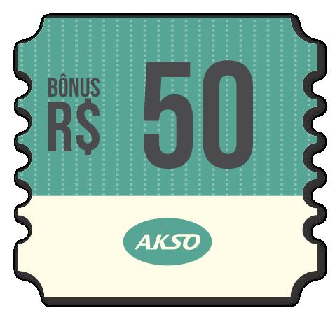 Bônus de R$ 50,00