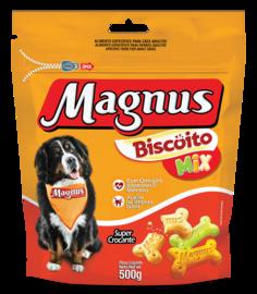 BISCOITO CAO MAGNUS MIX 500G