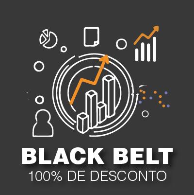 100% de Desconto Black Belt Presencial