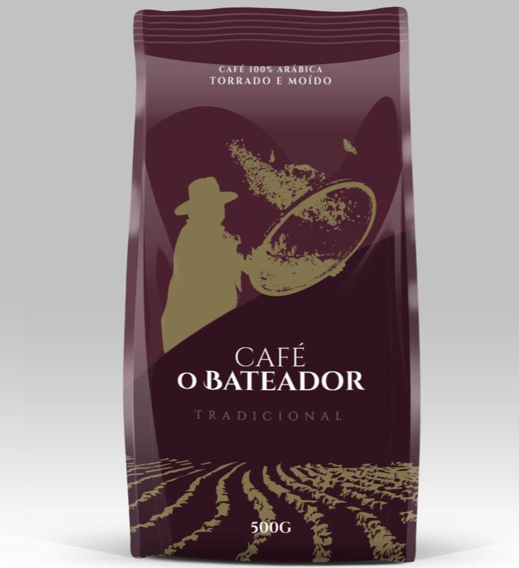 Café O Bateador Tradicional 500gr