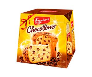 Chocottone 400 gramas - 350 pontos