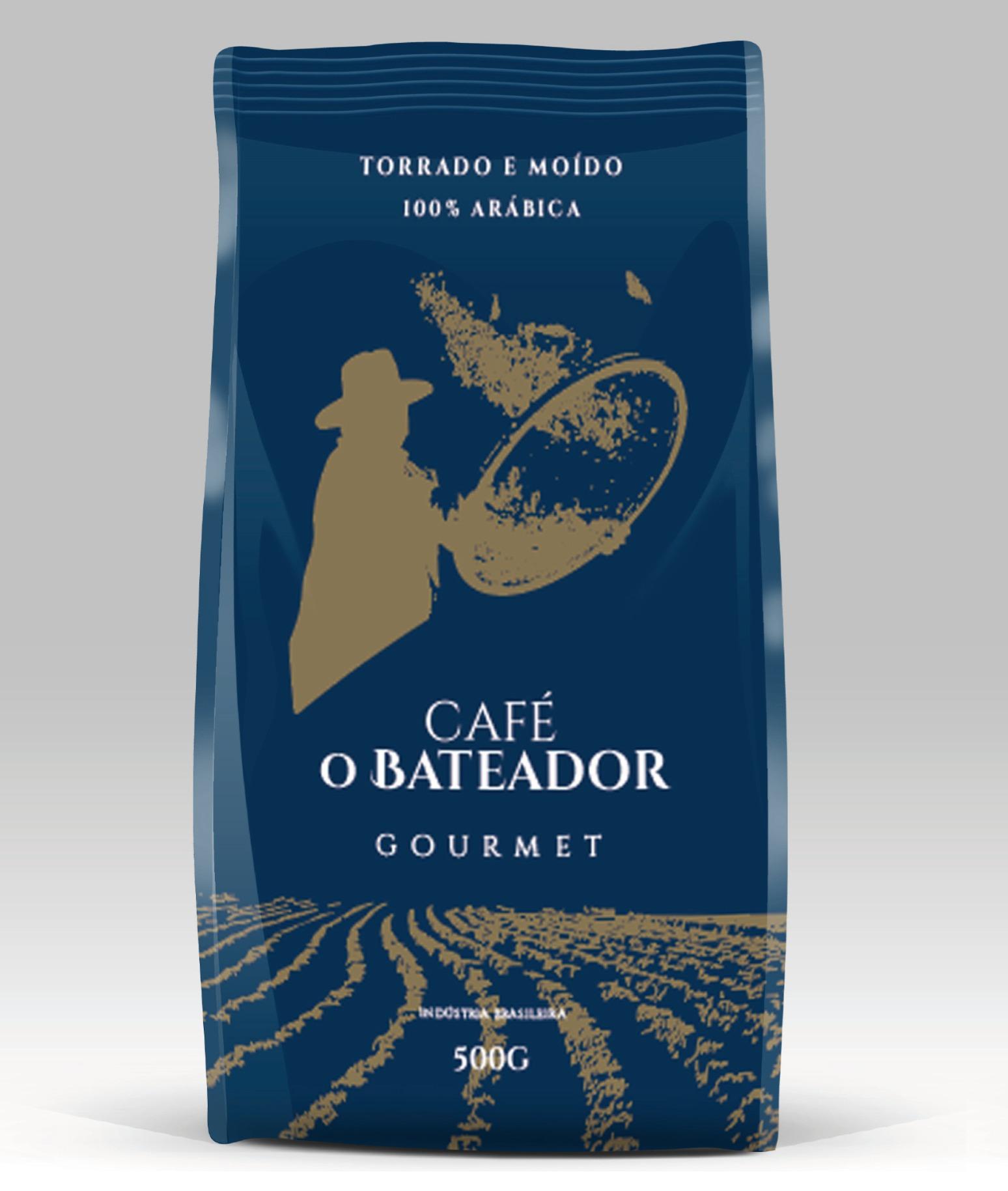 Café O Bateador Gourmet 500gr