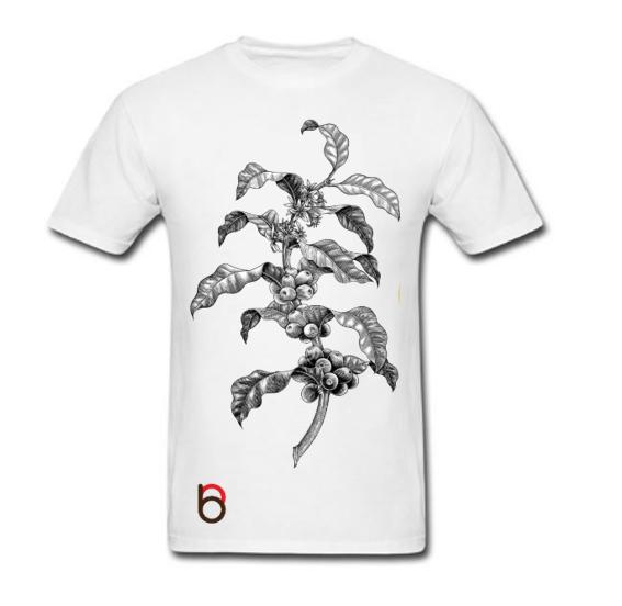 Camiseta Buti Barista Arabica