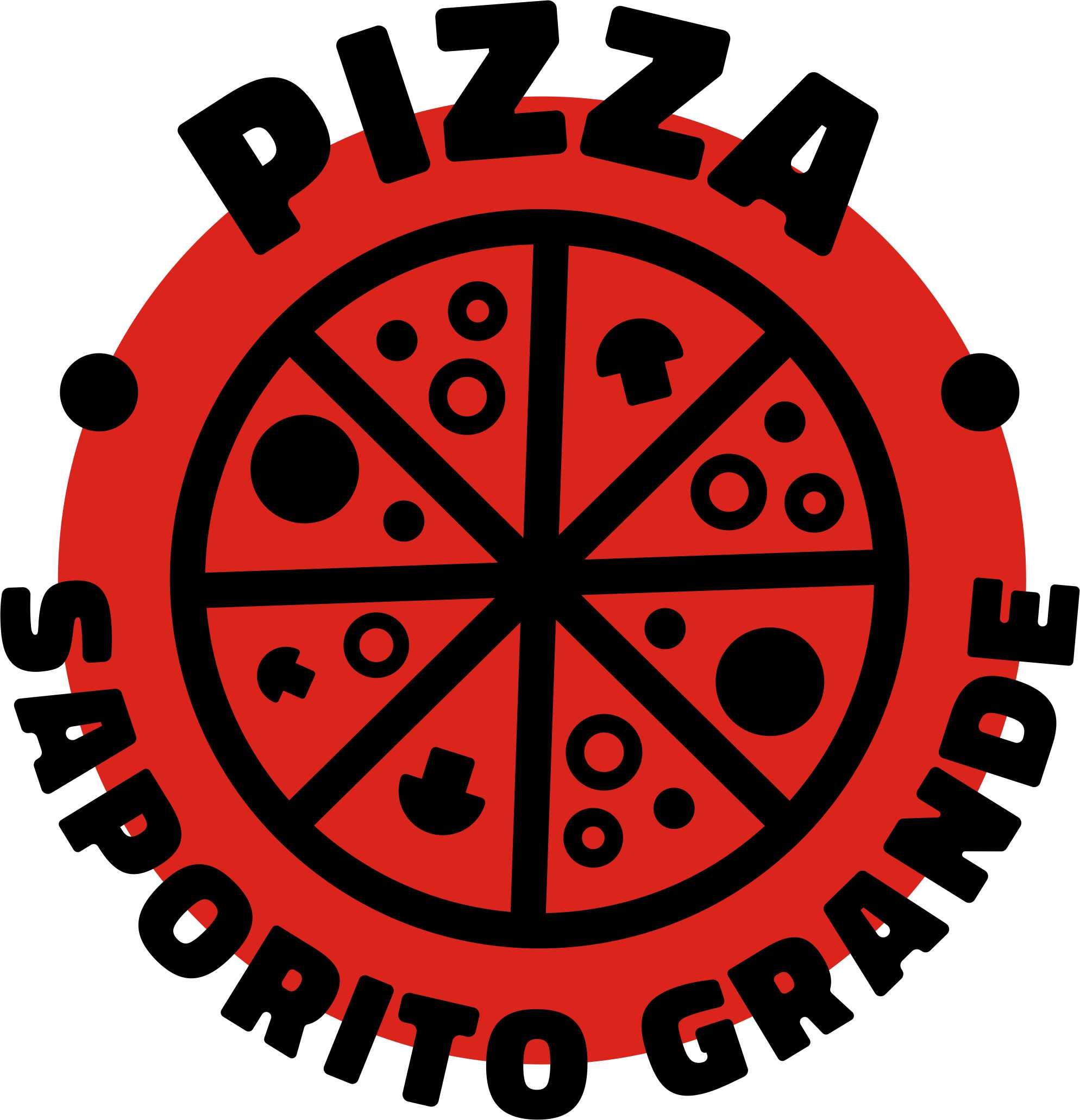 Pizza Saporito Grande