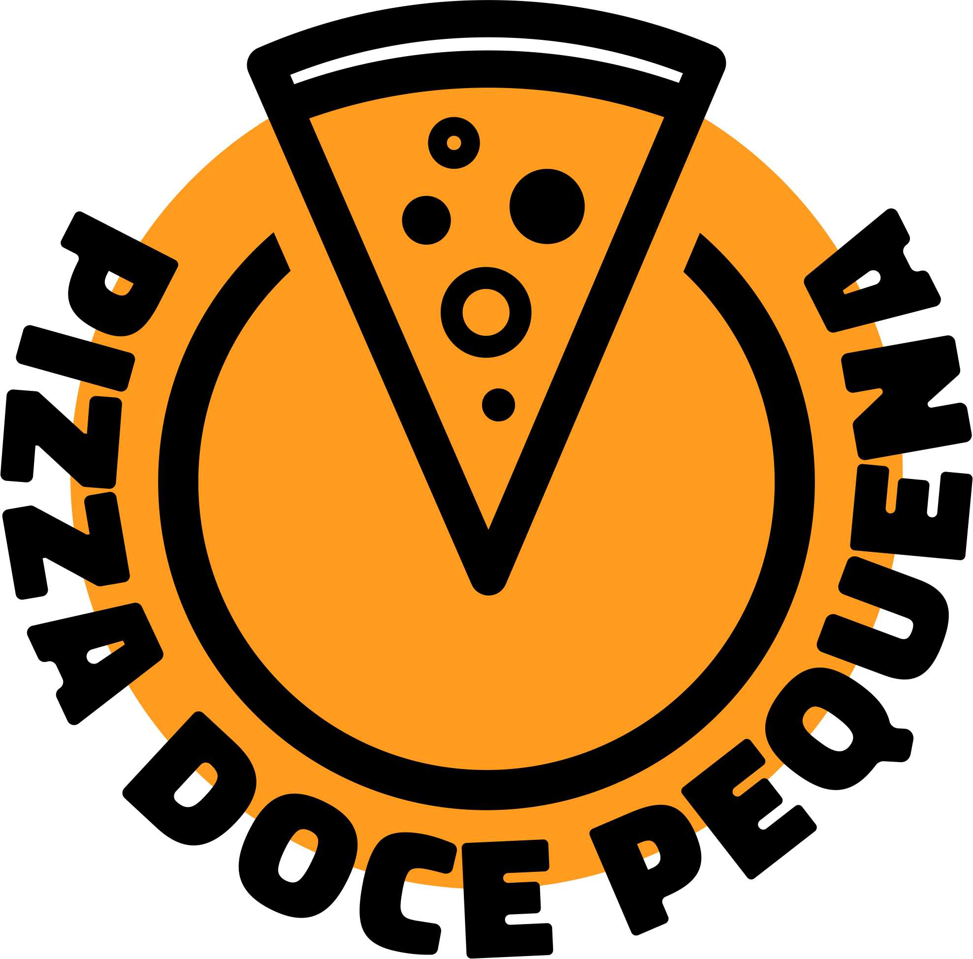 Pizza Doce Pequena